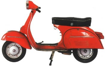 Vespa 125 GTR 1969 links