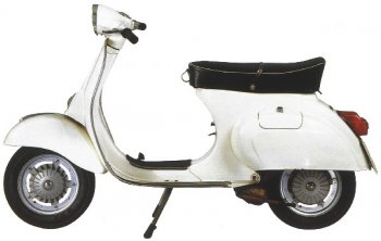 Vespa 125 Primavera links